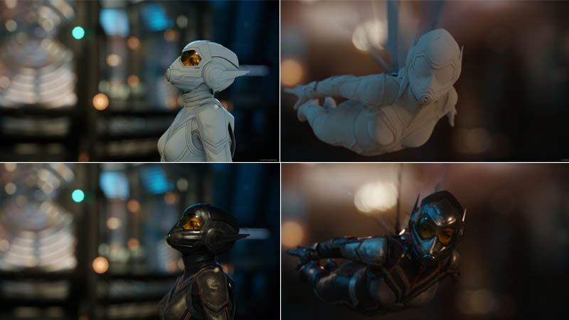 Ant-Man and the Wasp VFX Breakdown - Animation Boss