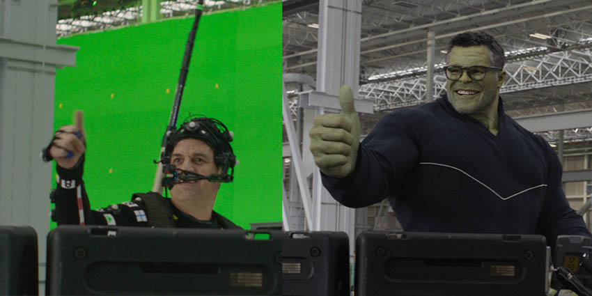 Image result for MCU Avengers VFX