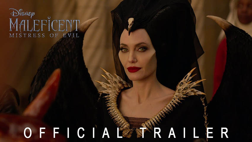 Maleficent Mistress Of Evil Official Trailer Animation Boss